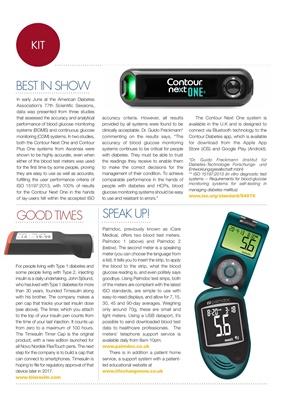 Diabetes kit diabetes management equipment