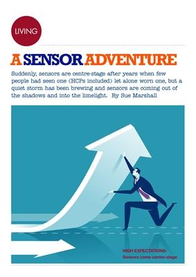 CGM sensors, continuous glucose monitor, Dexcom, Medtronic Enlite, Eversense implantable CGM, Abbott