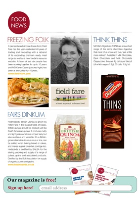Desang diabetes magazine diabetes diet