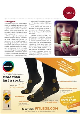 Diabetes socks, Fitlegs, diabetic footbare, socks for people with diabetes