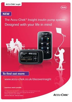 Accu-Chek Insight insuiln pump