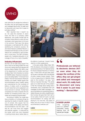 Bernard Marr Forbes magazine, Marion Nestle NY University
