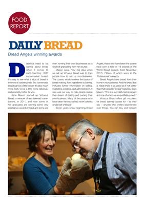 Virtuous Bread, Jane Mason, Bread Angels
