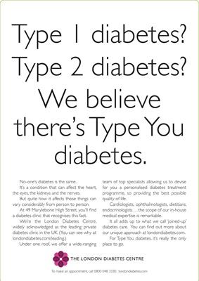 London Medical, London Diabetes Centre, private diabetes clinic