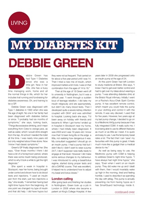 My Diabetes Kit Debbie Green