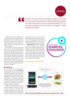 Desang diabetes magazine diabetes news, Ascensia Diabetes Care