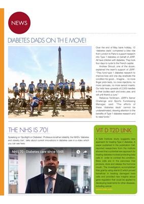 Desang diabetes magazine diabetes news