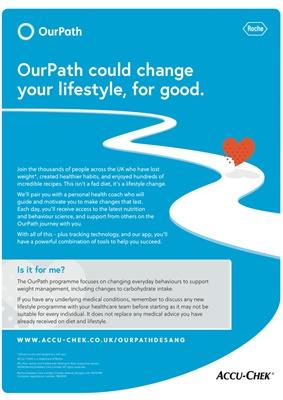 OurPath diabetes prevention programme, Roche Diabetes Care
