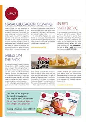 Lilly nasal glucagon, free online diabetes magazine