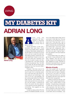 My Diabetes Kit Adrian Long