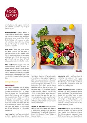 Desang diabetes magazine food news