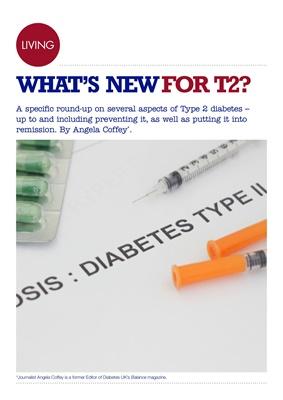 Desang type 2 diabetes news