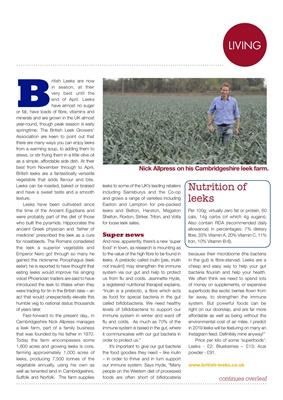 Desang diabetes magazine food news, making carbs count