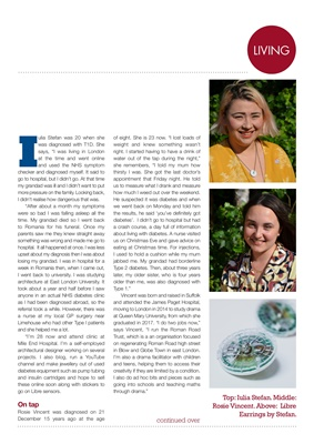 Diabetes kit, Desang diabetes magazine