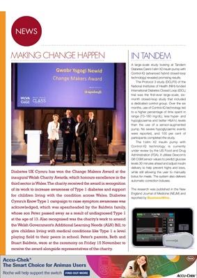 Accu-Chek Insight insulin pump for Animas users
