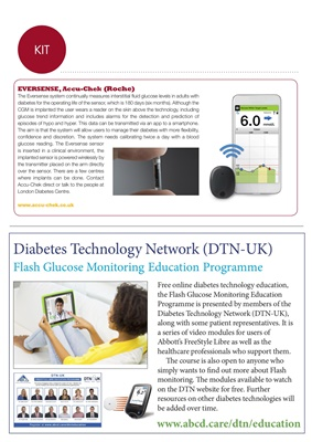 Senseonics Eversense implantable CGM, Roche Diabetes Care, Accu-Chek