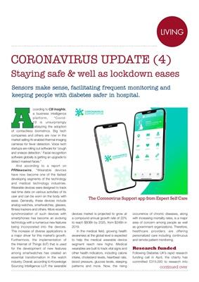 Diabetes and coronovirus, diabetes Covid-19