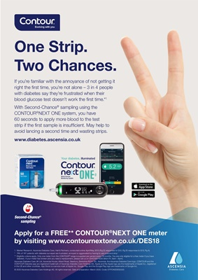 Ascensia Contour Next One Diabetes blood test meters