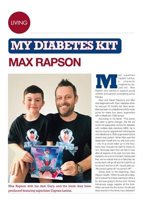 My diabetes Kit, Desang Magazine