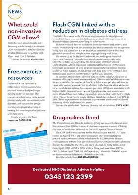 diabetes news, Libre cgm reduces diabetes distress