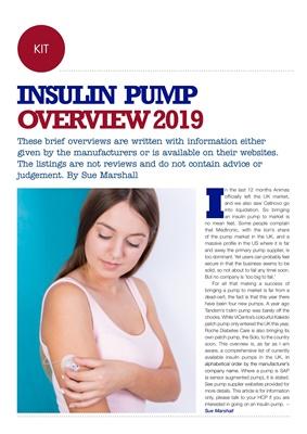 Desang diabetes insulin pump overview
