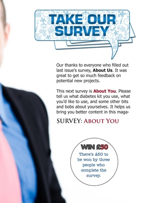 Desang Magazine Reader Survey
