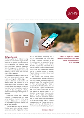 Nemaura Medical, Faz Chowdhury, sugarBEAT, BEATdiabetes, glucose sensor, glucose sensor for Type 2 d