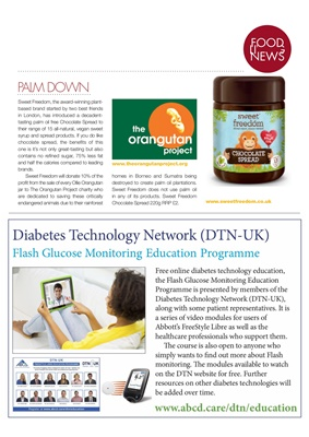Association of British Clinical Diabetologists, Diabetes Technology Network, Libre Flash education p