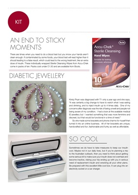 diabetes kit, diabetes equipment, diabetes management tools