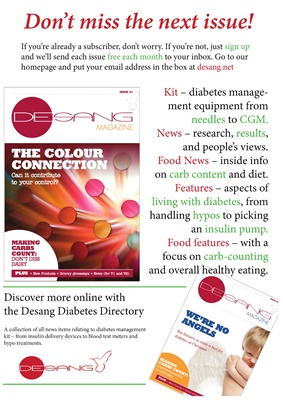 Desang diabetes resource centre