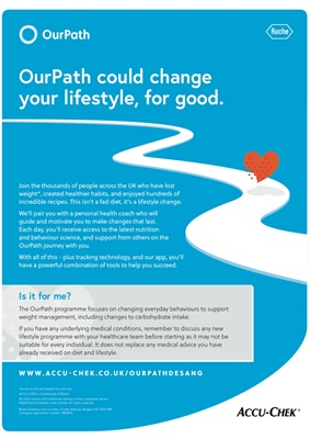 OurPath programme, Roche Diabetes Care