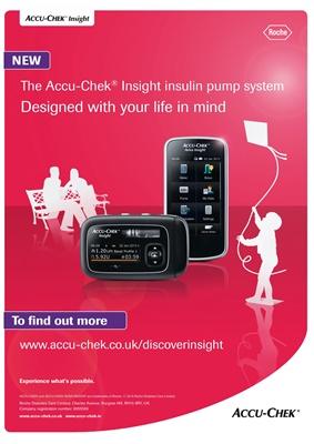 Accu-Chek Insight insulin pump