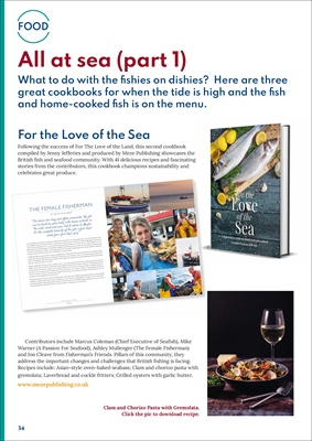 diabetes food information, cooking fish, for the love of the sea, the female fisherman