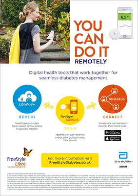 Abbott Freestyle Libre 2, Flash Glucose Monitoring, FSL2, Abbott Wellness Factory