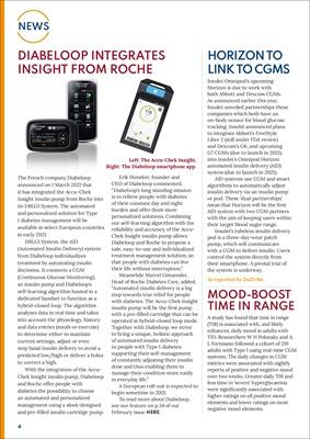 Free online Desang diabetes magazine diabetes information, Diabeloop