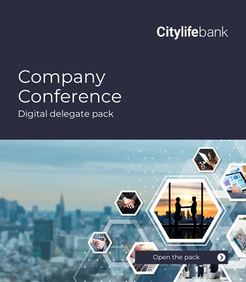 Citylife Bank – using PageTiger for better stakeholder communications