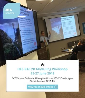 HEC-RAS 2D Modelling Workshop | JBA Consulting