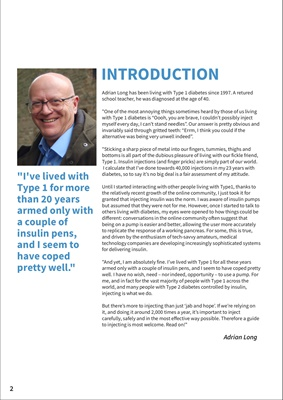 Inside Diabetes Guide to Injection technique by Desang Diabetes media supported by BD (Becton Dickin