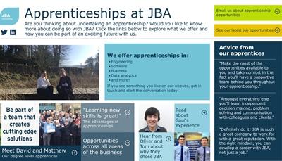 JBA Apprenticeships