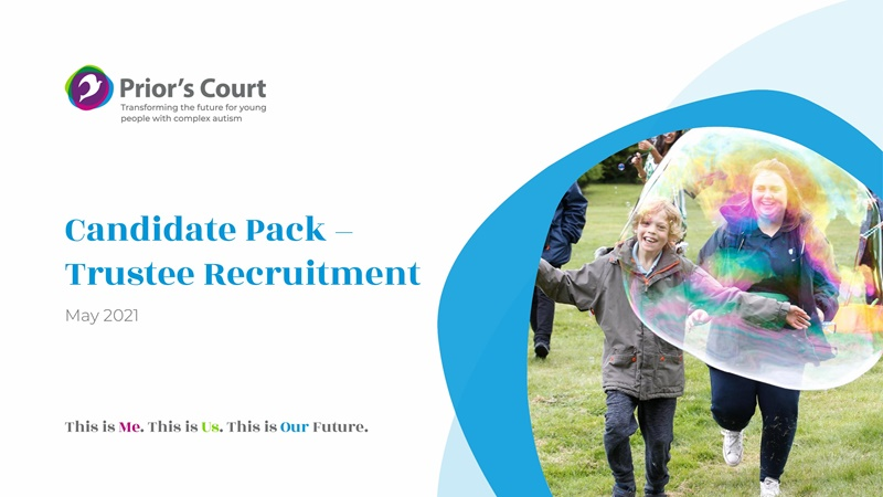 Trustee Candidate Pack May 2021 - 1