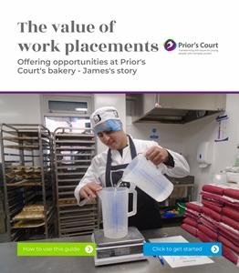 Work Placements - Bread & Beyond - James
