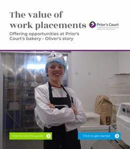 Work Placements - Bread & Beyond - Oliver