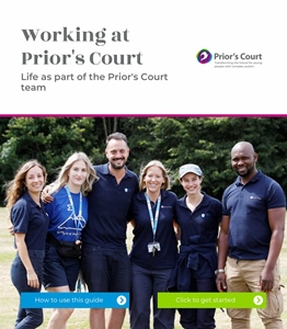 Working at Prior's Court - 1